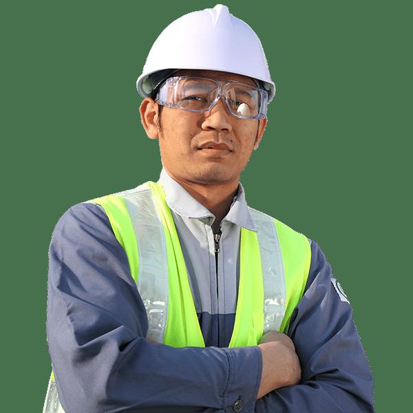 Öl- und Gasingenieur