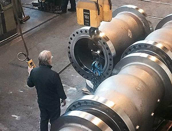 lifting valve bodies