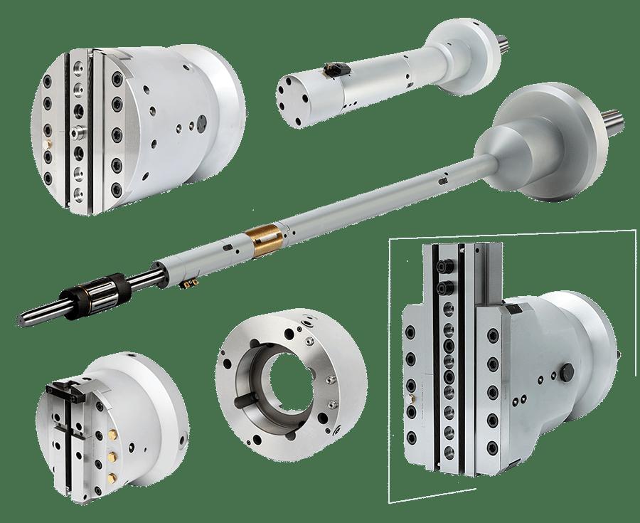 ZX-Konturenköpfe und modulare Bohrwerkzeuge von Cogsdill
