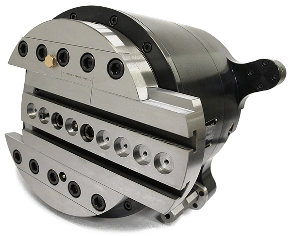 ZX300 Integrated Automated Facing & Contouring Head by Cogsdill