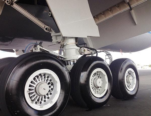 777 Fahrwerk