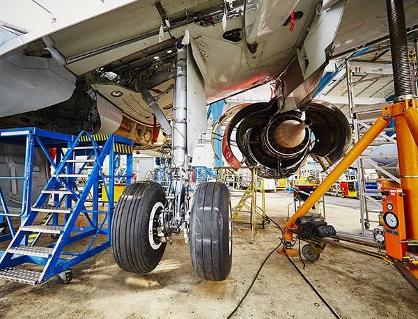 aircraft repairs