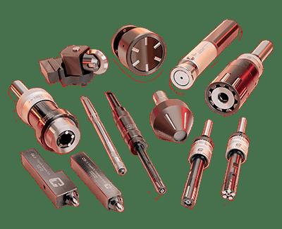 Rollierwerkzeuge Produktpalette von Cogsdill