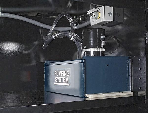 CX2000 Pumpensystem