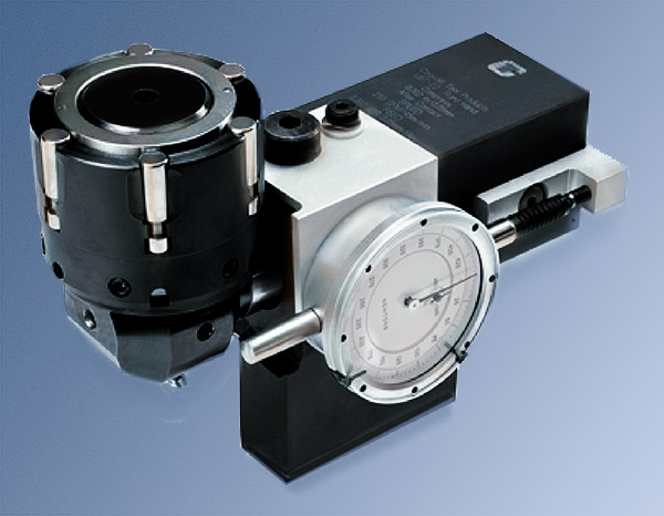 UBT-T with guage