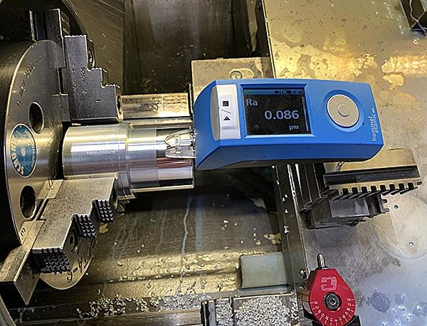Universal Diamant Rollierwerkzeug (UDBT) Testergebnisse