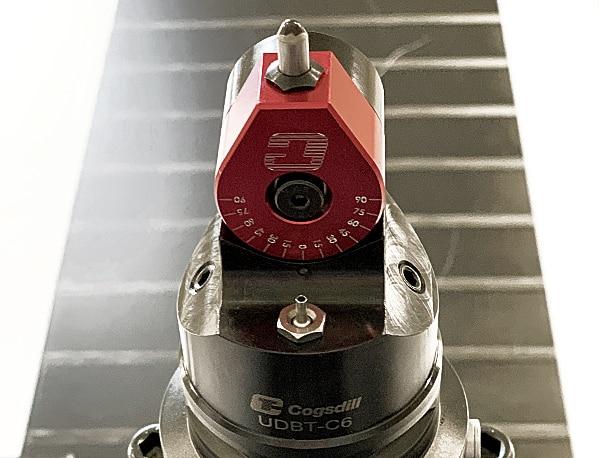 Universal Diamant Rollierwerkzeug (UDBT) capto auf zx700