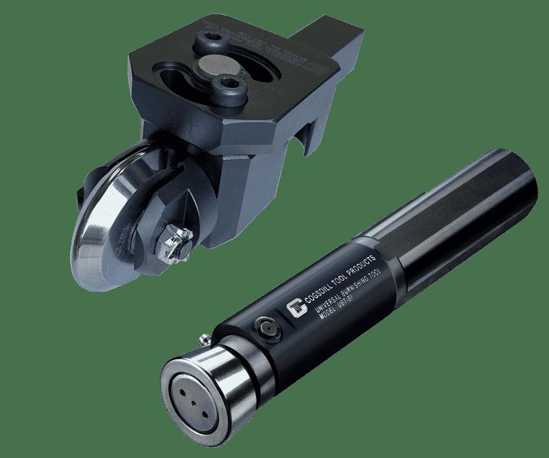 Universal-Rollierwerkzeuge UBT-T & UBT-B von Cogsdill