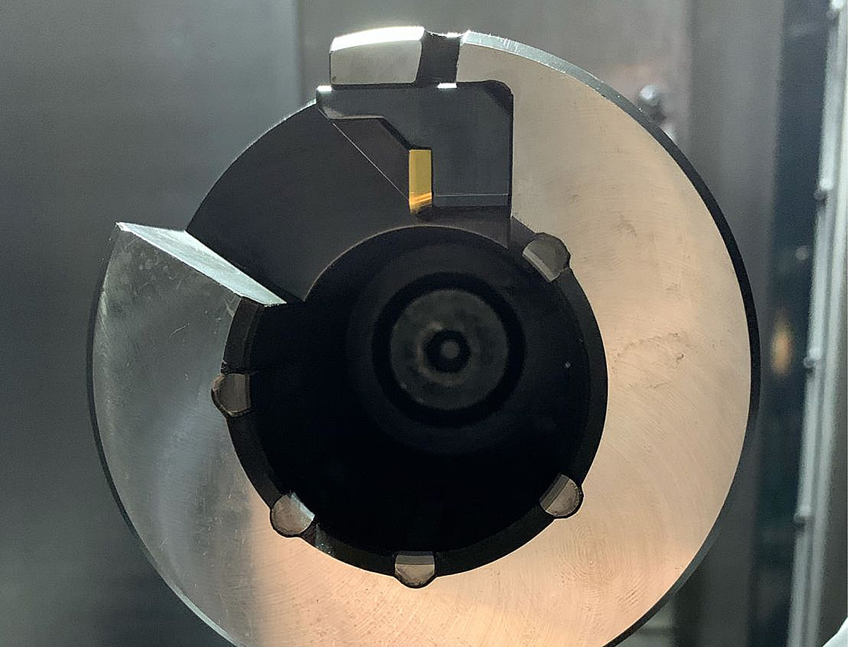 Shefcut Extended Reamer bu Cogsdill with Oil & Gas Component